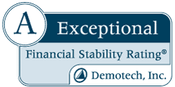Financial Stability Rating A Exceptional